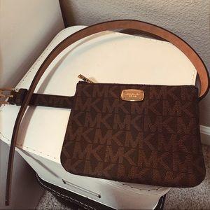 MK belt purse